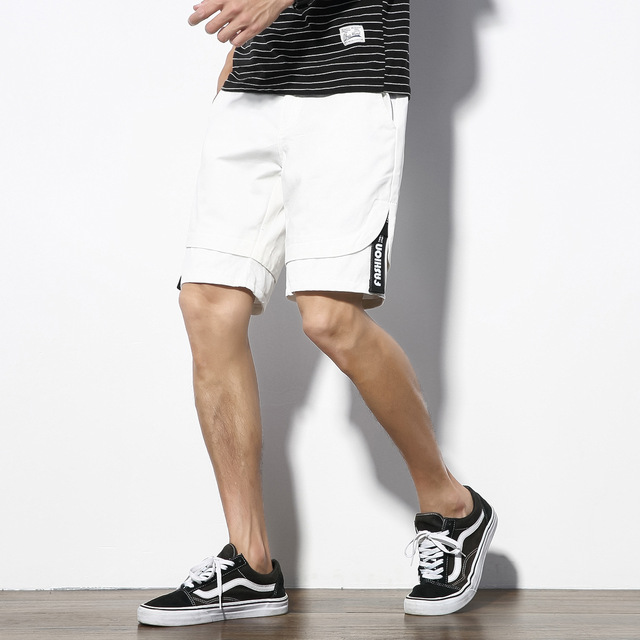 45ee6830c8 Japan Style Summer Mens Shorts Vintage Loose Shorts Casual Cotton Knee  Length Short Hombre