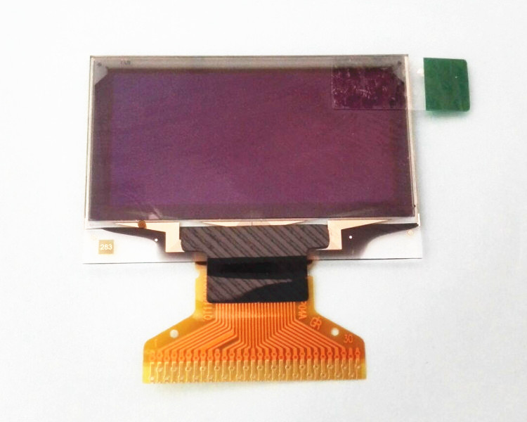 1.3 Inch 128*64 OLED Display 128X64 white/ blue 30pin LCD SH1106 Driver Passive Matrix for arduino Diy Kit