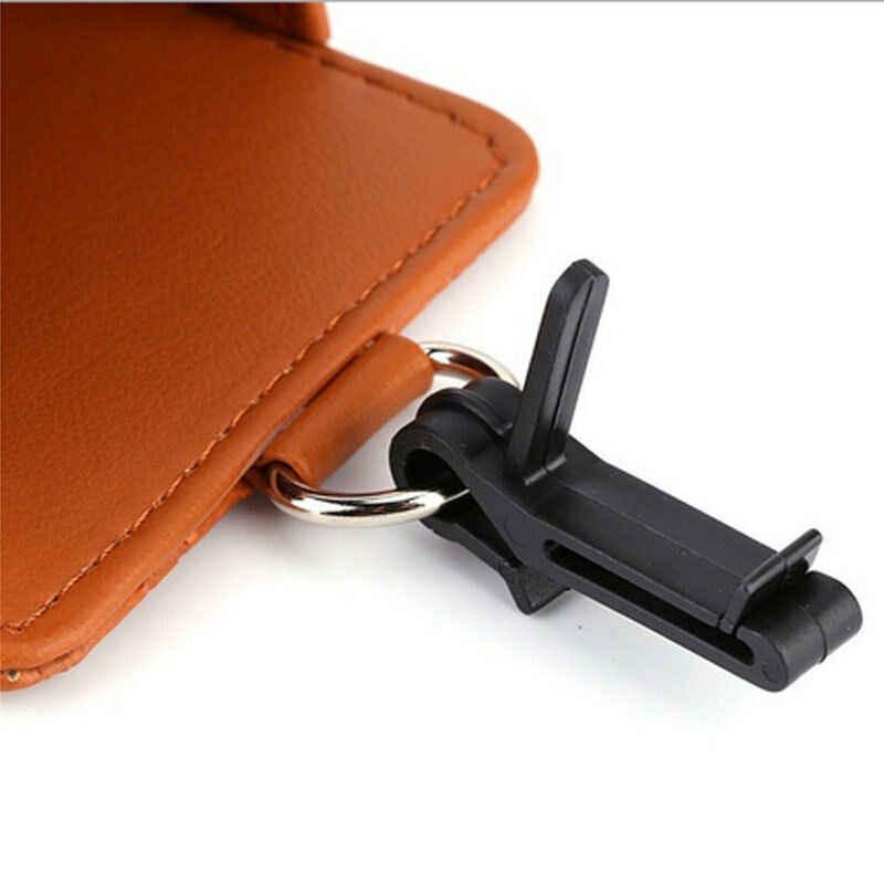جيب صغير مقعد السيارة الخلفي حامل جيب صغير حقيبة التخزين السيارات السفر مرتبة معلقة المنظم