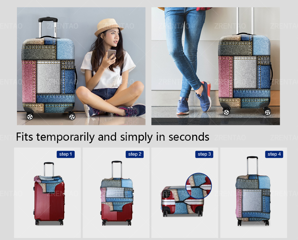 suitcase cover XL 7