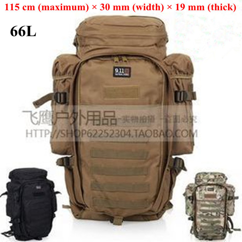Molle mountaineering explorer big capacity double shoulder outdoor travel portfolio 911 MILITARY bag durable rifle backpack large capacity outdoor sports backpack travel on foot casual double shoulder mountaineering bag a5104