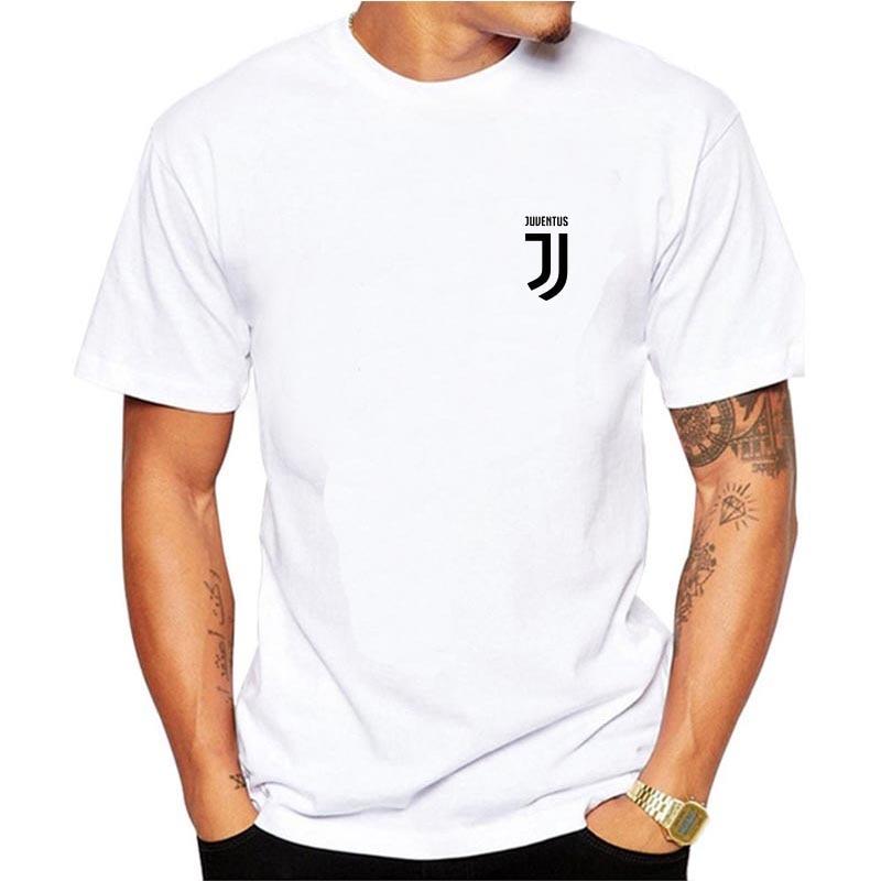los angeles 3f538 6e46a New 2018 Men s Juventus Cr7 Name Cristiano Ronaldo 7 T Shirt ...