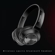 цена на Original K15 Bluetooth Earphones Sport Handsfree Headphone HiFi Stereo Bass Wireless Headset FM support SD card for xiaomi phone