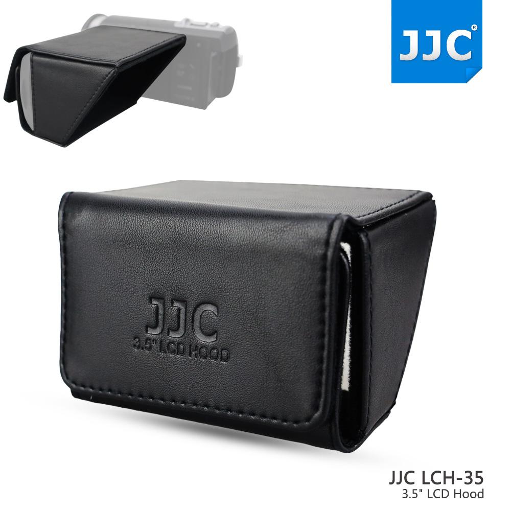 """Prix pour JJC 3.5 """"3.5 pouce LCD Écran Capot Protecteur Pare-Soleil pour CANON Caméscope VIXIA HF G10 S20 S200 S21 S30"""
