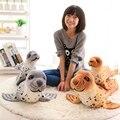 60 cm & 100 cm Big Size Simulação Seal Macio Grande Criativo Plush Toy Travesseiro Almofada Home Decor Brinquedos Para crianças Crianças Dia dos namorados