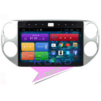 Wanusual Android 6 0 1G 16GB 10 2Inch Car Multimedia Player For VW Tiguan 2010 Stereo