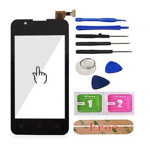 Image 2 - 4.0 Mobile Phone Touch Glass For BQ BQS 4072 BQ 4072 Touch Screen Glass Digitizer Panel Lens Sensor Tools Free Adhesive