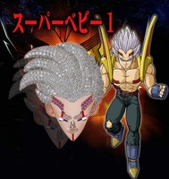 JINAO Hip Hop Jewelry Iced Out Chain Dragon Ball Super Baby Vegeta Pendant Cubic Zircon Personalized Necklaces for Male Gifts