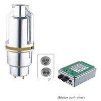 New design solar submersible vibration pump deep well pump high pressure pump free shipping SVD1.2/70 D24/180