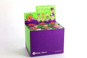 Image 5 - 6 figuras de acción de PVC coleccionables para niños, Mini Serie de Halloween de PVC de 6 estilos, regalo de Navidad