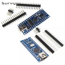 Mini USB  Nano 3.0 ATmega328P Controller Board Compatible For Arduino Nano CH340 USB Driver Nano V3.0 ATmega328