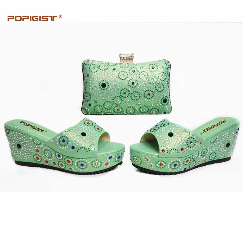 Italien Italie Sacs fuchsia En Assorties Chaussures Sac Coins Correspondant Mis Africain Et Orange Lilas lilac Couleur Femmes green Ensemble pink 5qBn6pvc
