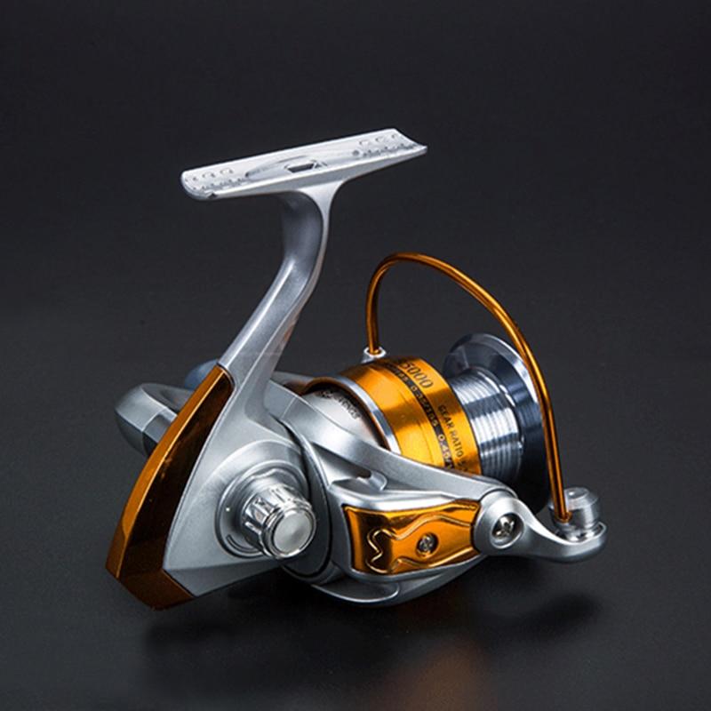 Neue 6BB Spinning Angelrolle 2000-6000 5.5: 1 - Angeln - Foto 1