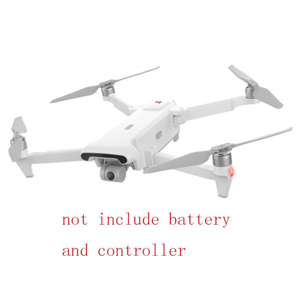 FIMI X8 SE RC quadrirotor pièces de rechange corps principal avec hélices hélicoptère RC enlever les jouets de contrôle pas de batterie et contrôleur