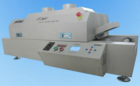 Puhui T-960 LED SMT Reflow Oven Max Heating Length 960mm