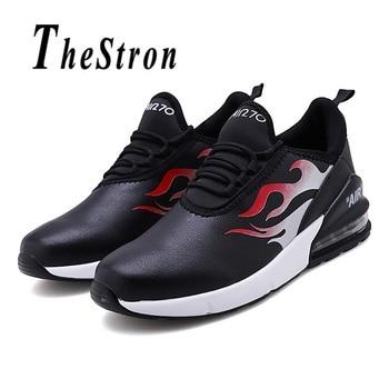 6ae5528f6 Мужские кроссовки больших размеров, Размер 40-46, Мужская обувь для  трекинга, осенне-зимняя обувь для бега, мужские кроссовки, черные, белые му.