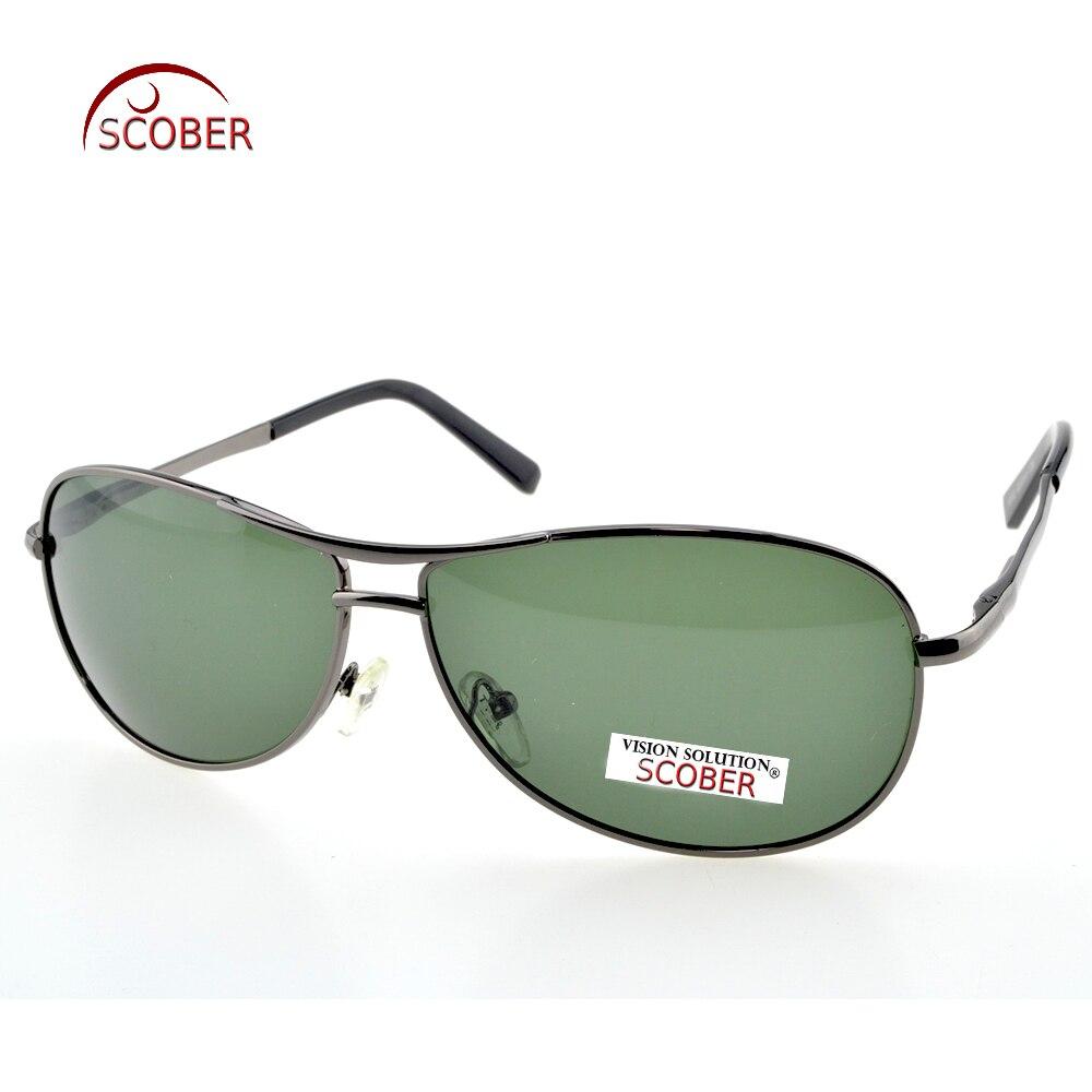 = SCOBER = Velkoformátový dvojitý paprsek MJ řidičské dámské dámské polarizované sluneční brýle na zakázku NEARSIGHTED MINUS PRESCRIPTION -1 to -6