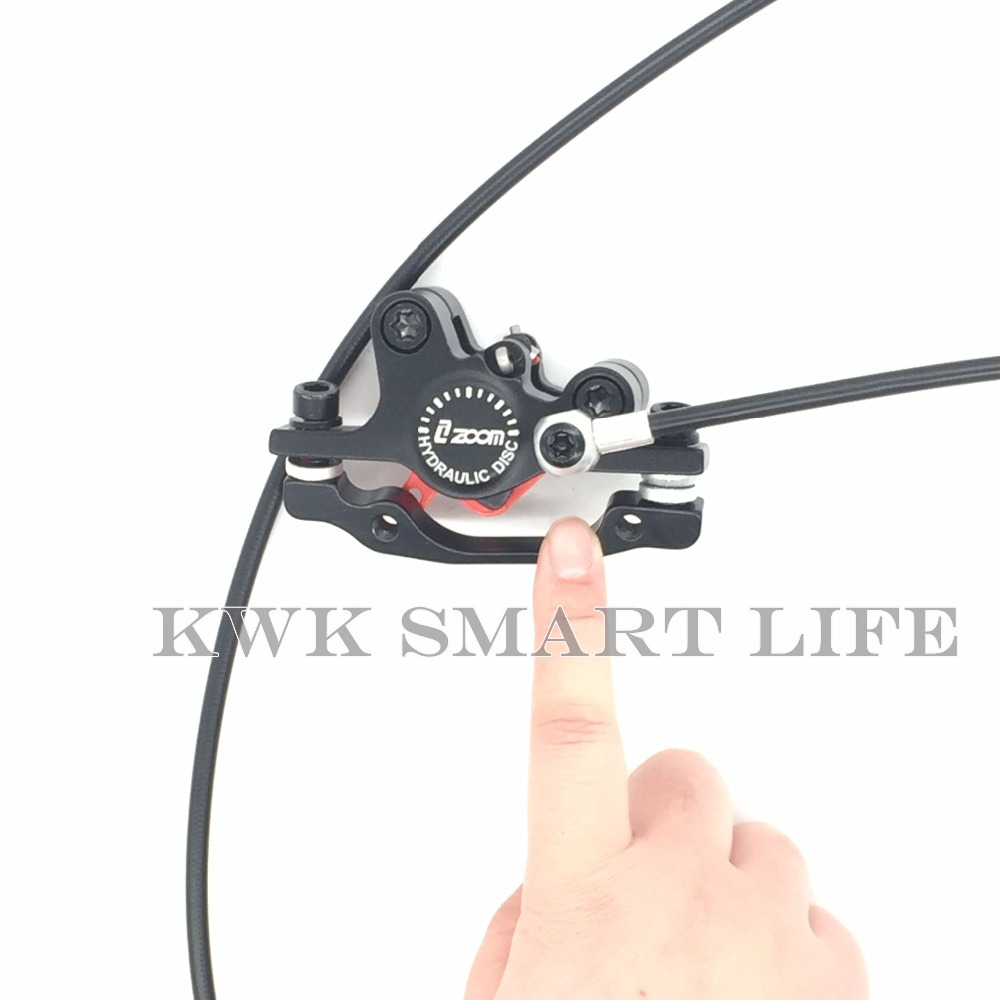 Disc Brake Device For Wolf Warrior Electric Scooter