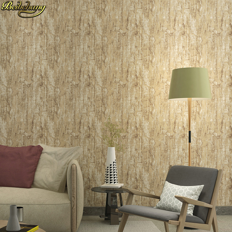 beibehang papel de parede 3D Nordic wood grain vintage wallpaper for walls 3 d Wallpaper for Bedroom Living Room Wall Paper roll beibehang blue retro nostalgia wallpaper for walls 3d modern wallpaper living room papel de parede 3d wall paper for bedroom