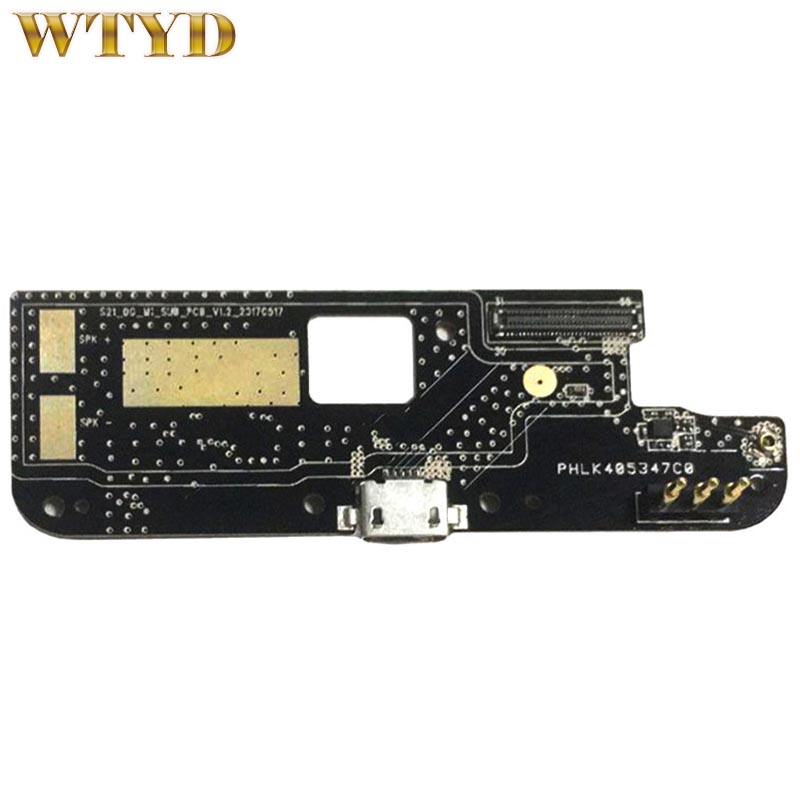 Original DOOGEE S60/S60 Lite Charging Port Board For DOOGEE S60/S60 Lite Phone Flex Cables Replacement Parts USB Board Charger