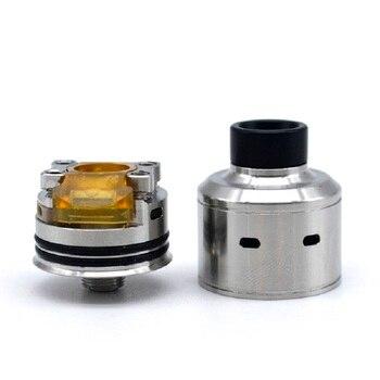Ulton Citadel – atomiseur rda 22mm, avec broche BF pour mod de vapotage, réservoir de cigarette électronique
