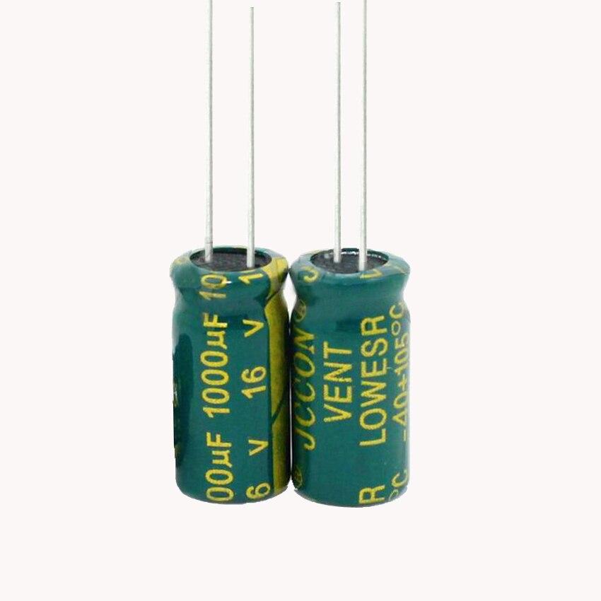 220uf 16v Rubycon Radial Electrolytic Capacitors 6x12mm ZLH 16v220uf 30pcs