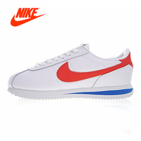 Original New Arrival Authentic Nike Cortez Basic Roshe Men's Running Shoes Wearable Balanced Lightweight Sneakers Sport Outdoor