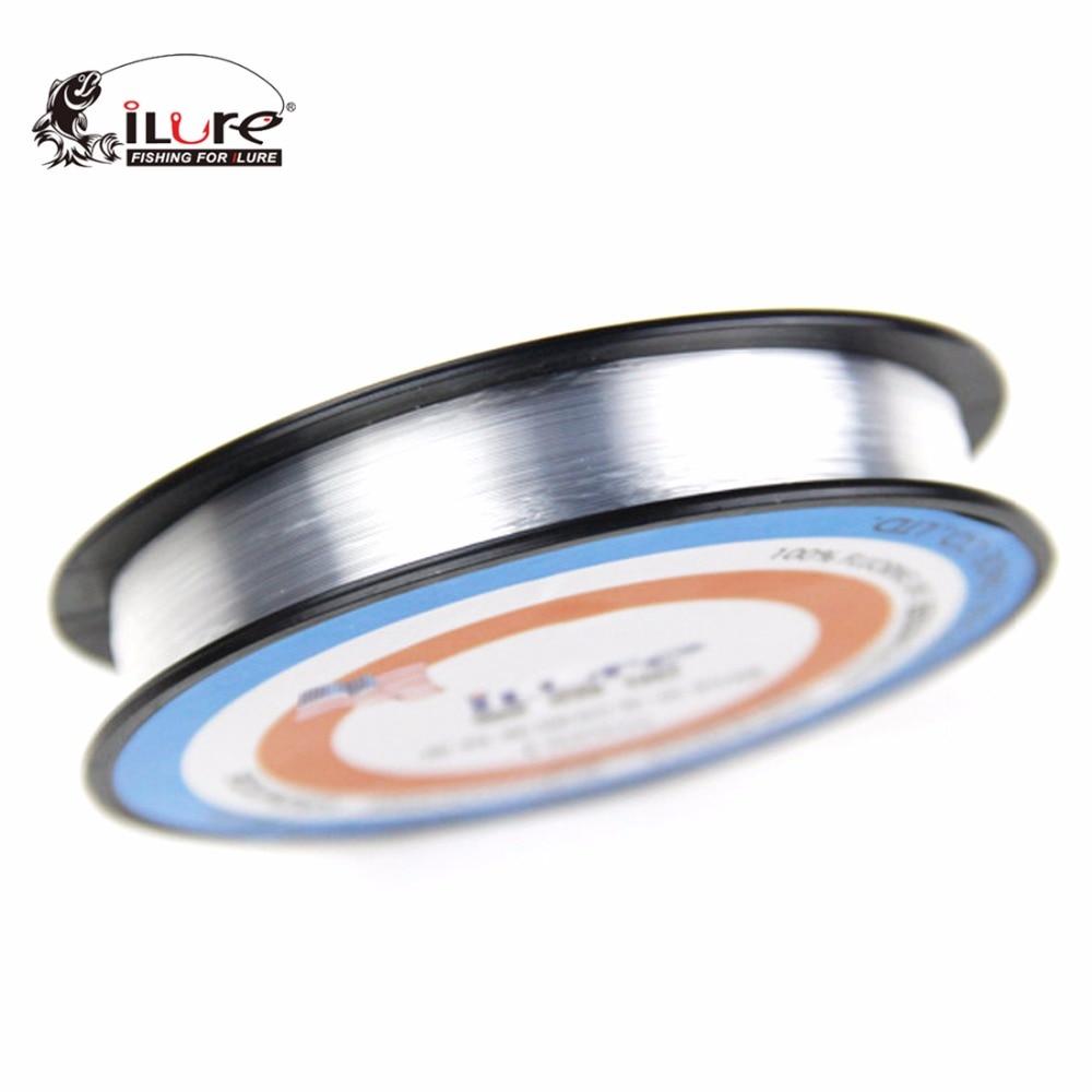 iLure Marka 150M örtüklü Fluorocarbon Balıqçılıq Xətti - Balıqçılıq - Fotoqrafiya 3
