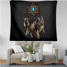 Bear Totem/Native Indian 3D Printing Tapestrying  Rectangular Home Decor Wall Hanging New style 2