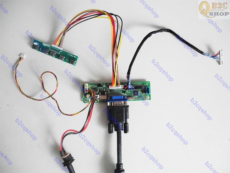 Inverter Kit for 800X600 AA121SJ23 panel 2270 Lvds Controller Board LCD Driver