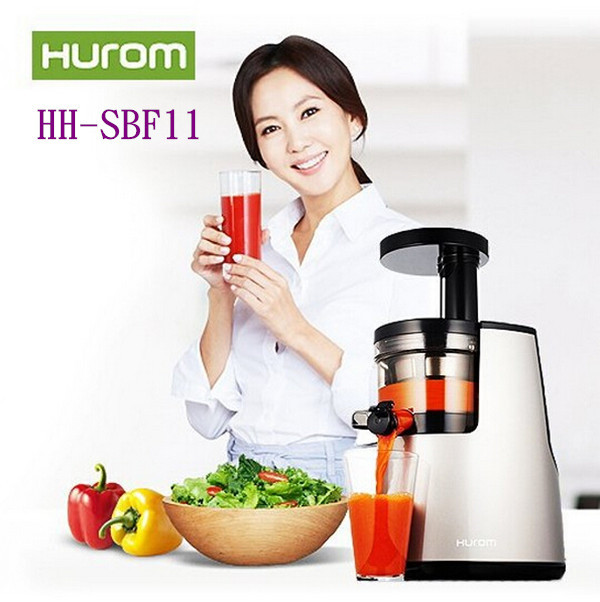 Made in Korea HUROM HH SBF11 Slow Juicer Cold Press Fruit