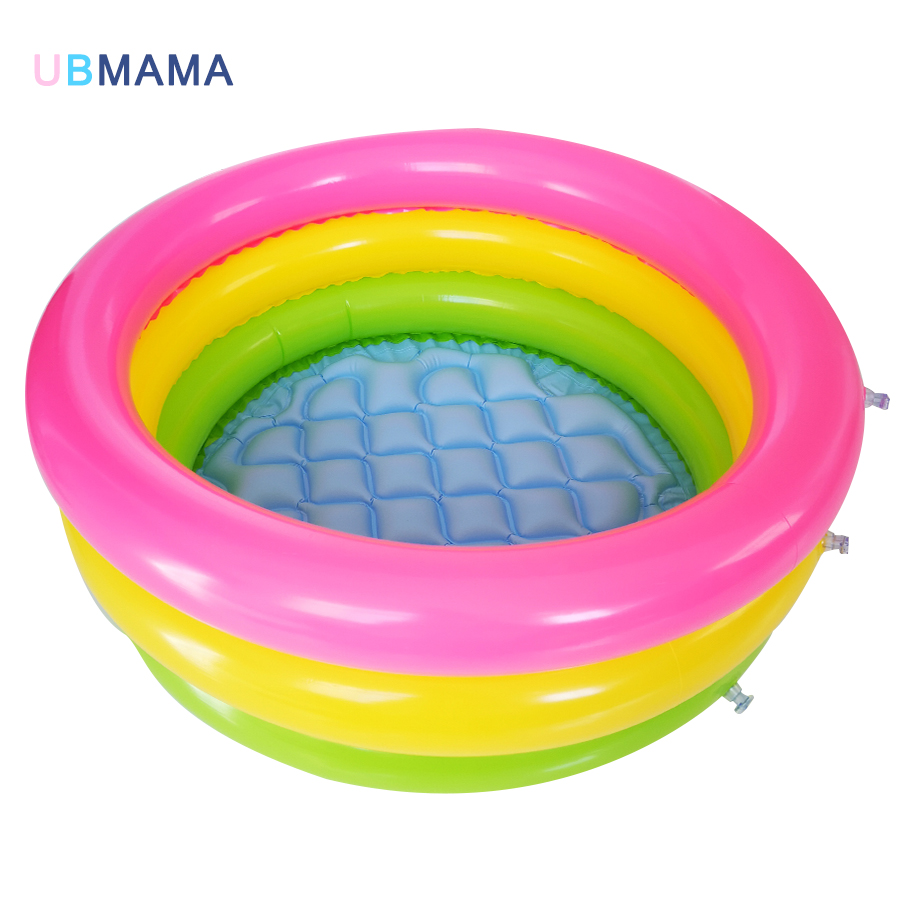 Small Dinosaur Inflatable Inflatable Swimming Pool Round Pool Ball Pool Inflatable Baby Bath Tub Bottom Basin