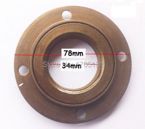 Rear w heel sprocket freewheel clutch bearing electric for Freewheel sprocket for electric motor