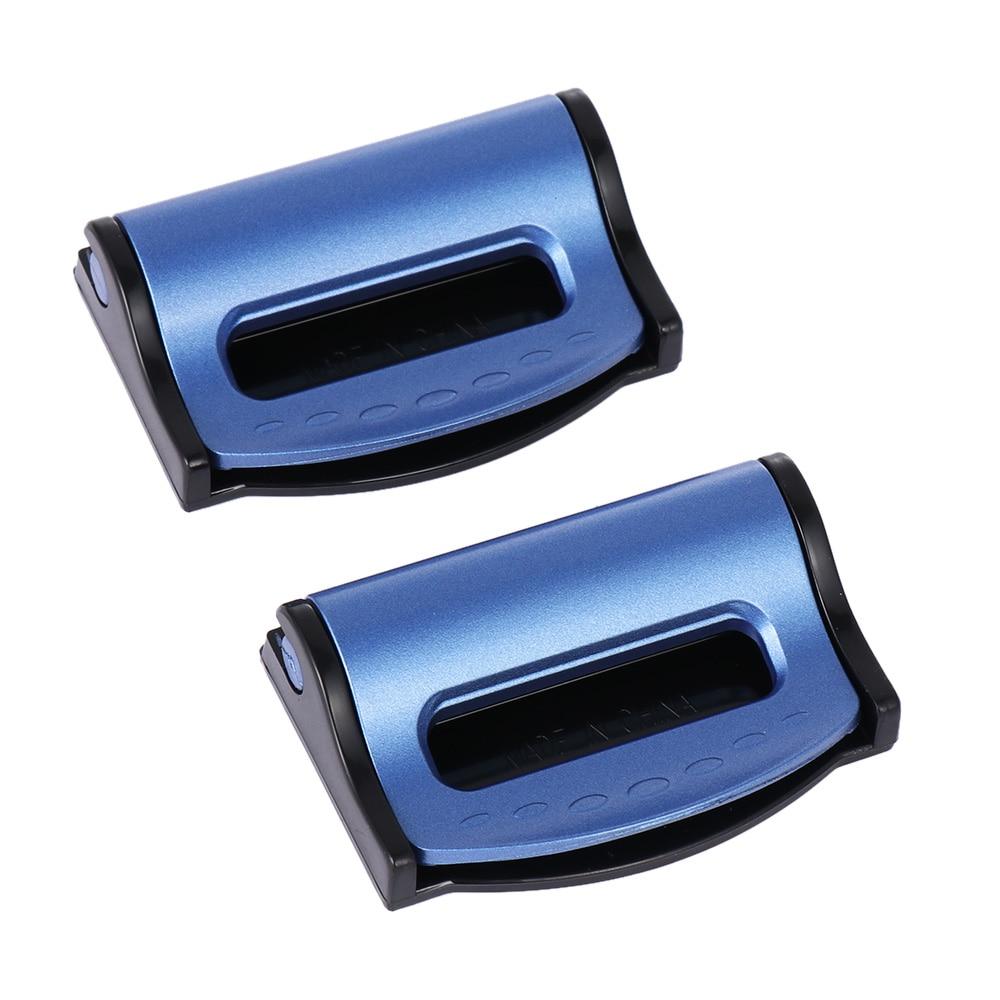Lock Seatbelt Stopper  Car Seat  Belt Safety Adjuster Clip Clamp Buckle