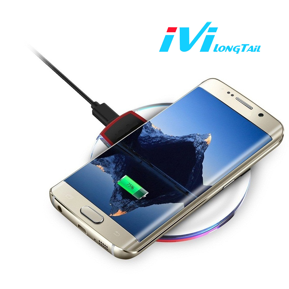 Sans Fil universel Chargeur Micro USB Chargeur Qi Récepteur Carte pour Xiaomi Redmi 4 3 pro 3 s Note 4 4X pour Samsung De Charge Pad
