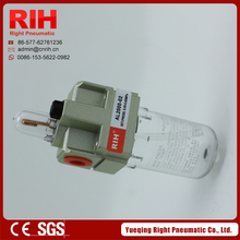 Right Pneumatic AL2000 02 SMC type pneumatic oil Lubricator 1 4 factory