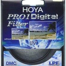 Цифровой УФ-фильтр HOYA PRO1 49 52 55 мм 58 мм 62 67 мм 72 мм 77 мм 82 мм Низкопрофильная рамка Pro 1 DMC UV(O) Multicoat для объектива камеры