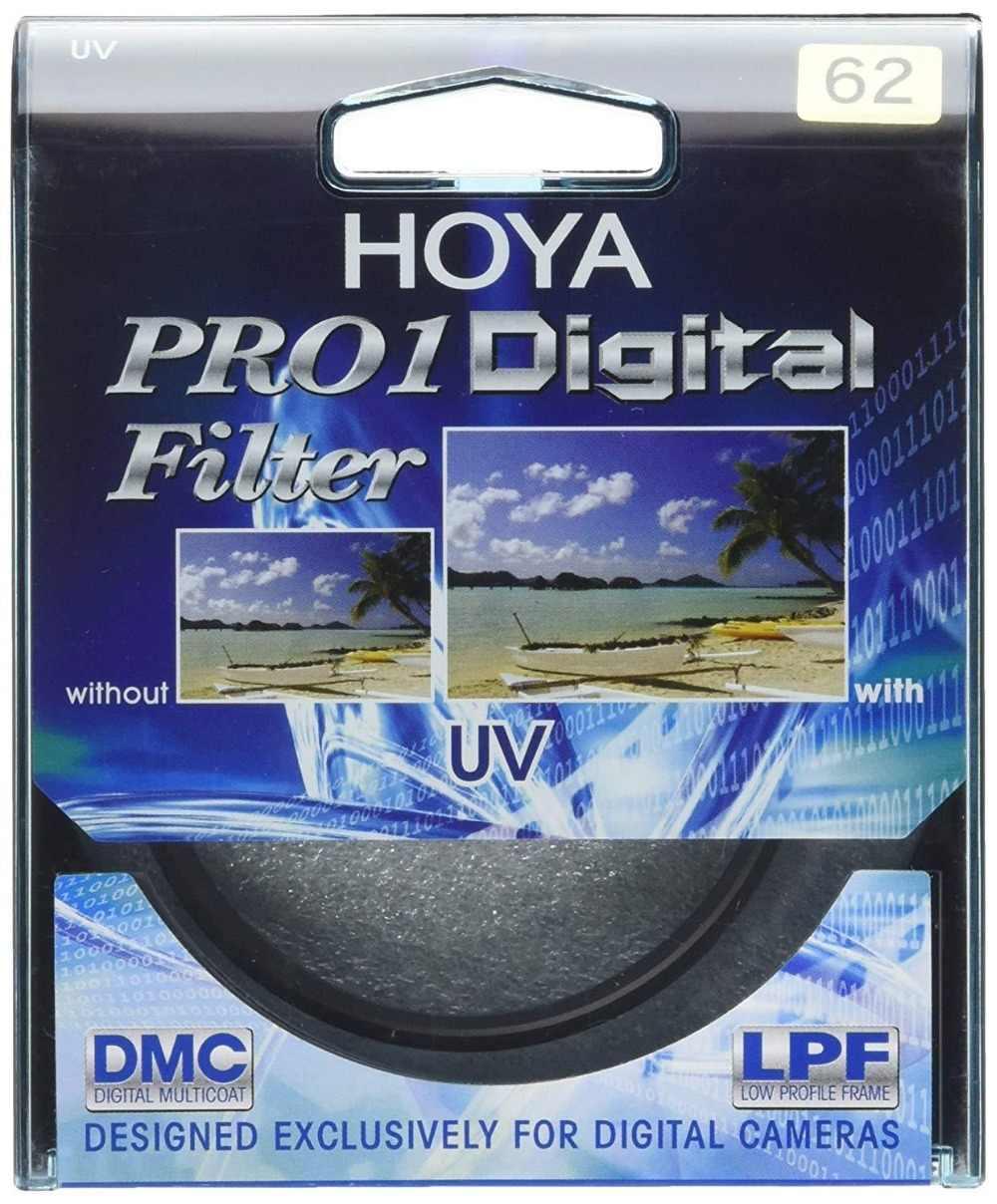 HOYA DMC LPF Pro 1D Digital 37/_40.5/_43/_46/_49/_52/_55/_58/_62/_67/_72/_77/_82mm Filtro Uv