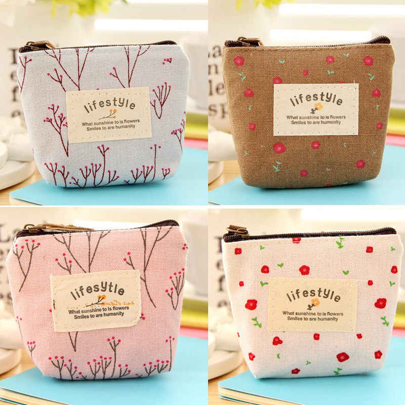 small bag Ladies wallet mini women bag 2016 Children's gifts Unisex clutch Cartoon Cute girl coin purse
