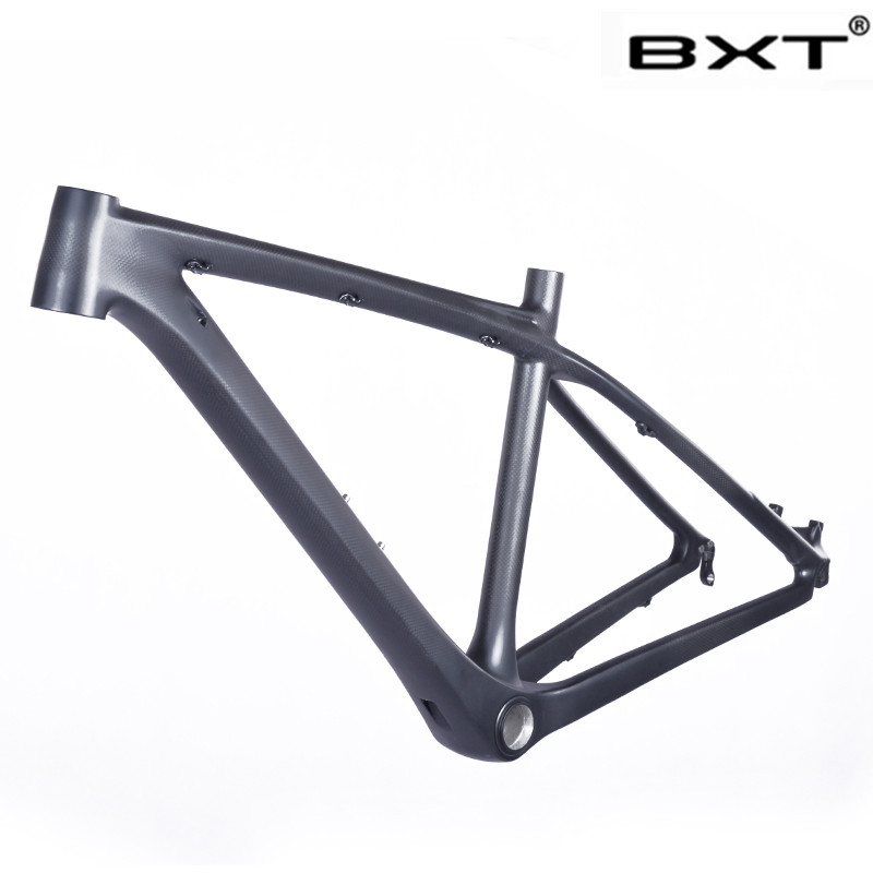 e0b71cec8 Marca BXT Super plena luz carbono 26er quadro ciclismo mountain bikes de carbono  Quadro Mtb quadro da bicicleta peças de bicicletas Dos Miúdos