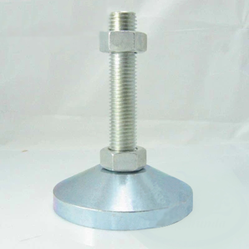 Heavy Duty Surface Mountable Adjustable Levelling Feet Foot 140mm x M10 Thread