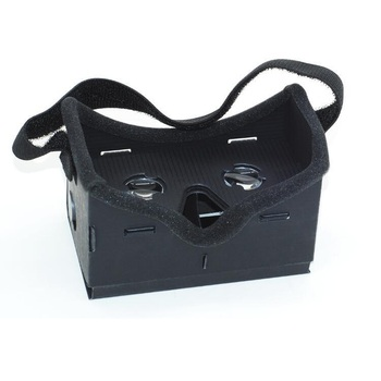 DIY Ultra Clear Google Cardboard VR BOX 2.0 Virtual Reality 3D Glasses for iPhone SmartPhone computer gafas xiaomi mi vr headset 4