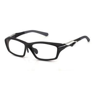 Image 1 - Hotochki TR90 משקפיים מסגרת גברים מלא מסגרות אופנה משקפי ספורט קוצר ראייה משקפיים קל במיוחד אנטי שקופיות עיצוב