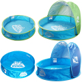 Folding Large PVC Children Swimming Pool Children To Play With Ocean Ball Pool Baby Bath The Baby Play Basin 97*23*63