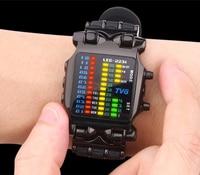 Цифровые часы #5