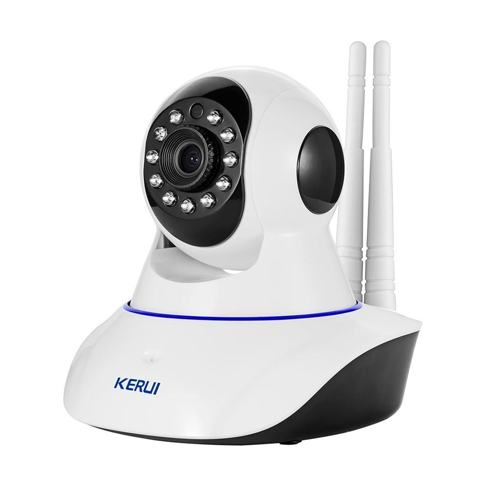 N62 Wireless 720P HD IP Camera Webcam Home Security Surveillance P2P APP Pan Tilt IR Cut CCTV Baby Monitor Support 64G TF Card n62 wireless network camera 720p hd wifi ip camera webcam home security camera surveillance pnp p2p app pan tilt ir cut 3 6mm