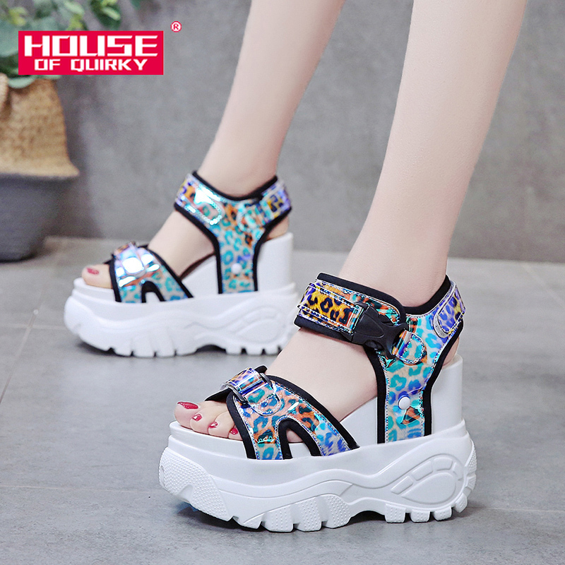 New Summer Women Super High Heel Sandals 2019 Sexy Hollow Out Wedge Shoes Woman Casual Running Shoes Ladies Rome Beach ShoesNew Summer Women Super High Heel Sandals 2019 Sexy Hollow Out Wedge Shoes Woman Casual Running Shoes Ladies Rome Beach Shoes