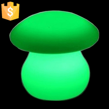 Top quality D23*H21cm Mushroom led night light / Outdoor attractive 3D Wedding Decoration crafts Free Shipping 10pcs
