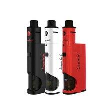 Kangertech Dripbox 60วัตต์ชุดเริ่มต้นบุหรี่อิเล็กทรอนิกส์7มิลลิลิตรSubdrip Vaporizerถังที่มี0.2ohmหยดขดลวดVs Subox Topboxมินิชุด