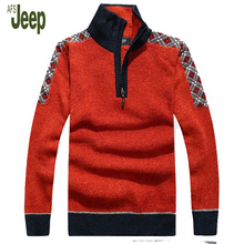 AFS JEEP 2016 winter clothing Clothing Mens pullover men sweater Homme Casual Dress Long Sleeve mens clothing brand 42
